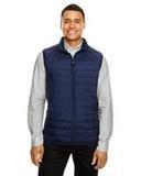 Men's Prevail Packable Puffer Vest Classic Navy Thumbnail