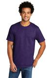 Port & Company Tri-Blend Tee Team Purple Heather Thumbnail