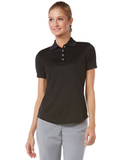 Women's Callaway Dry Core Golf Shirt Black Thumbnail