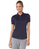 Women's Callaway Dry Core Golf Shirt Peacoat Thumbnail