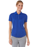 Women's Callaway Dry Core Golf Shirt Surf Blue Thumbnail