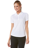 Women's Callaway Dry Core Golf Shirt White Thumbnail