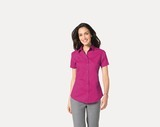 Women's Short Sleeve SuperPro Twill Shirt Thumbnail