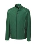 Men's Cutter & Buck WeatherTec Beacon Full Zip Jacket Hunter Thumbnail