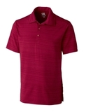 Cutter & Buck Men's DryTec Big & Tall Highland Park Polo Shirt Chutney Thumbnail