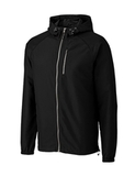 Men's Cutter & Buck Anderson Full Zip Jacket Black Thumbnail