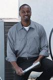 Long Sleeve Wrinkle Resistant Cotton Uniform Shirt Thumbnail