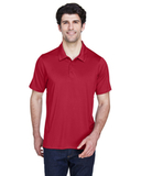 Men's Charger Performance Polo Sport Scarlet Red Thumbnail