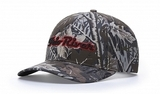 Richardson Structured Camo Cap Thumbnail