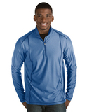 Antigua Men's Tempo Pullover Dark Royal Heather Thumbnail