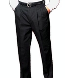 Men's 100 Cotton Pant Black Thumbnail