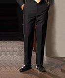 Men's 100 Polyester Pant Navy Thumbnail