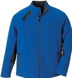 Men's 3-layer Soft Shell Waterproof Jacket Thumbnail
