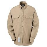 Men's Button Down Dress Uniform Shirt With CAT 2 Protection Thumbnail