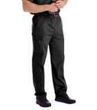 Men's Cargo Pant Black Thumbnail