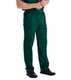 Men's Cargo Pant Hunter Green Thumbnail