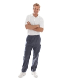 Men's Cargo Pant Steel Grey Thumbnail