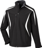 Men's Color-block Soft Shell Jacket Thumbnail