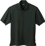 Men's Eperformance Jacquard Polo Shirt Forest Thumbnail