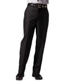 Men's Flat Front Poly / Wool Pant Thumbnail