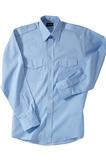 Men's Flyer Shirt Long Sleeve Blue Thumbnail