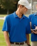 Men's Harriton Micro pique Polo Thumbnail
