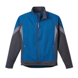 Men's Jozani Hybrid Softshell Pacific Blue with Grey Storm and Sgrey Thumbnail