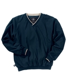 Men's Legend Windshirt Navy with Light Khaki Thumbnail