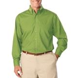 Men's Long Sleeve Easy Care Poplin Cactus Thumbnail