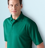 Men's Performance Jacquard Pique Polo Thumbnail