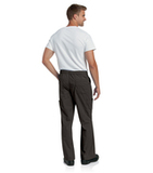 Men's Pre-Washed Cargo Pant Black Thumbnail