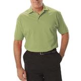 Men's Short Sleeve Pique Polo Shirt Cactus Thumbnail