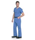 Men's Stretch Ripstop Cargo Pants Ceil Blue (BCP) Thumbnail