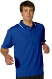 Men's Tipped Collar Dry-mesh Hi-performance Polo Thumbnail