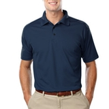 Men's Value Wicking Polo Navy Thumbnail