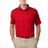 Men's Value Wicking Polo Red Thumbnail