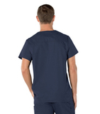 Men's Vented Scrub Top NAVY (BNP) Thumbnail