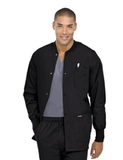Men's Warmup Jacket Black Thumbnail