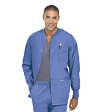Men's Warmup Jacket Ceil Blue Thumbnail