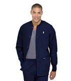 Men's Warmup Jacket Navy Thumbnail