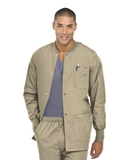 Men's Warmup Jacket Sandstone Thumbnail