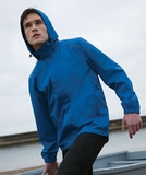 Men's Waterproof Lightweight Ripstop Jacket Thumbnail