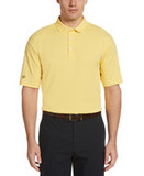 Jack Nicklaus Men's Classic Performance Polo Banana Cream Thumbnail