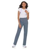 Classic Fit Scrub Pant W/ Pleat Steel Grey Thumbnail