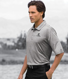 Nike Golf Dri-FIT Heather Polo Carbon Heather Thumbnail
