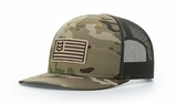 Richardson Multicam Trucker Hat Thumbnail