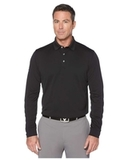 Callaway	Long Sleeve Core Performance Polo Black Thumbnail