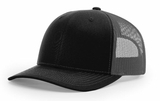 R-FLEX ADJUSTABLE TRUCKER BLACK with GRAPHITE Thumbnail