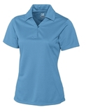 Women's Cutter & Buck DryTec Extended Sizes Genre Polo Shirt Sea Blue Thumbnail