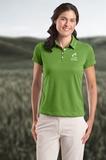 Women's Nike Golf Dri-FIT Pebble Texture Shirt Thumbnail